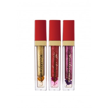3PCS SPARKLY LIP GLOSS COMBO